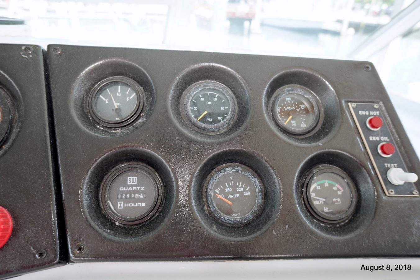 1975 BERTRAM Motor Yacht Flybridge 2308599