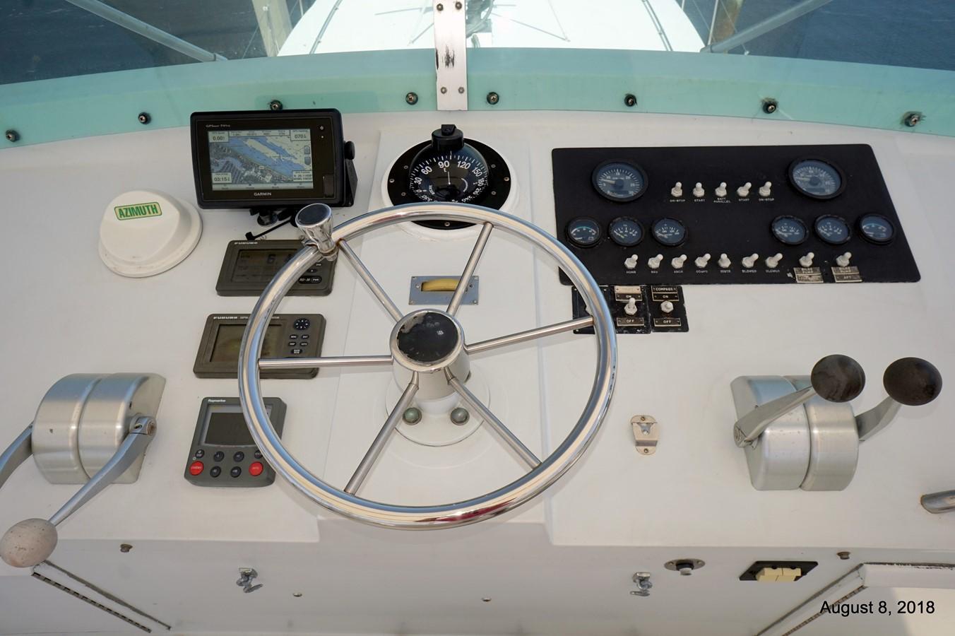 1975 BERTRAM Motor Yacht Flybridge 2308610