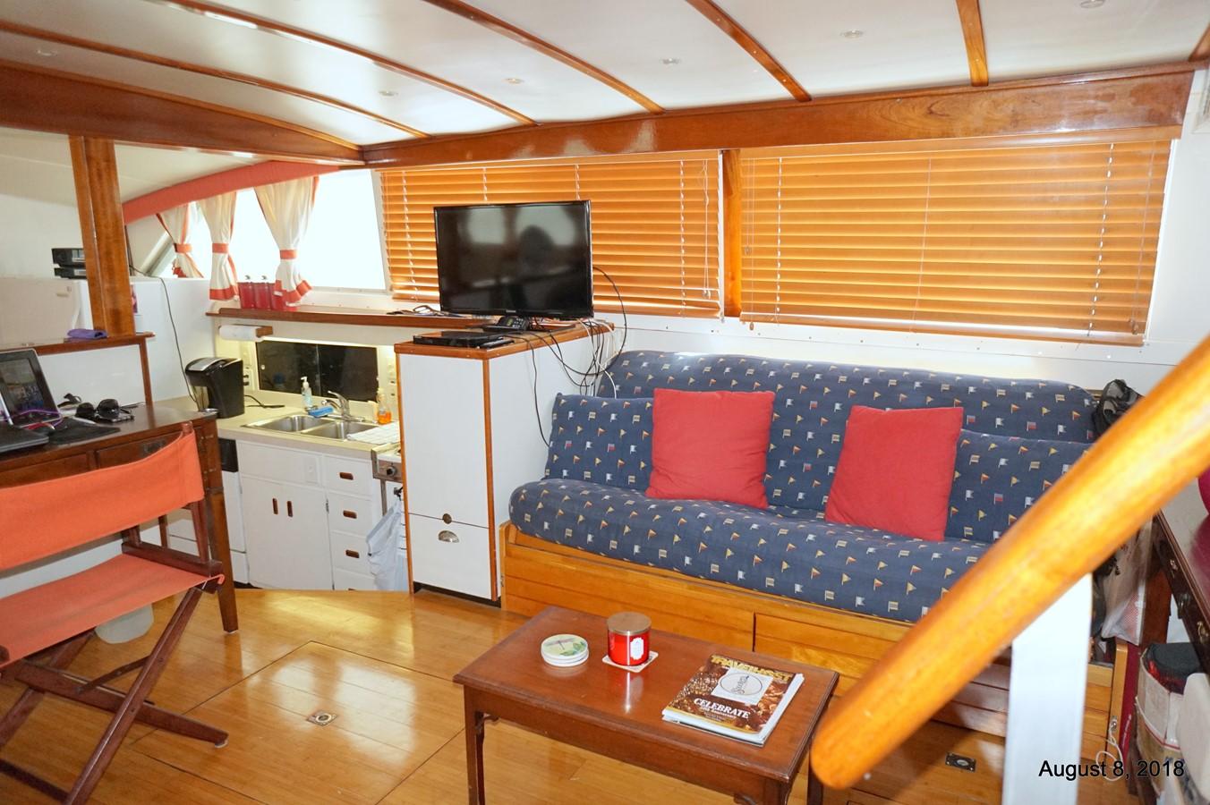 1975 BERTRAM Motor Yacht Flybridge 2308617