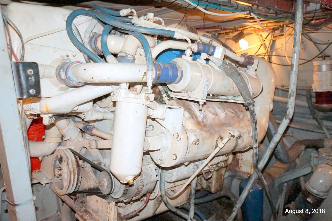 1975 BERTRAM Motor Yacht Flybridge 2308633