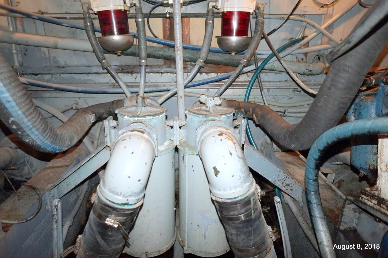 1975 BERTRAM Motor Yacht Flybridge 2308635