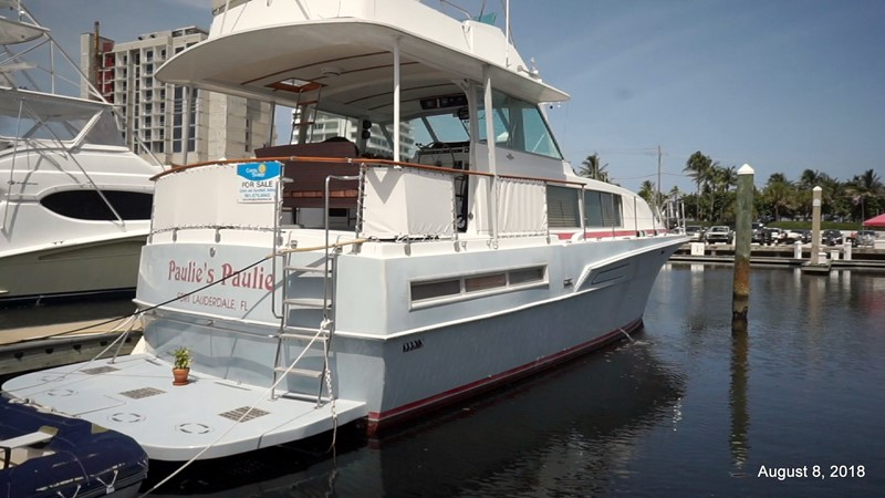 1975 BERTRAM Motor Yacht Flybridge 2308590