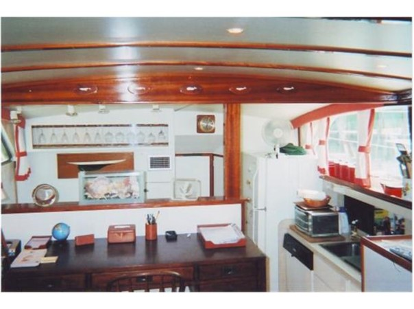 1975 BERTRAM Motor Yacht Flybridge 2308619