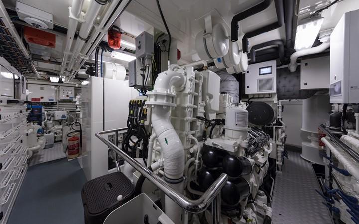 Engine Room 2017 HEESEN YACHTS  Motor Yacht 2314359