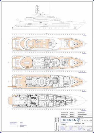 2017 HEESEN YACHTS  Motor Yacht 2342404