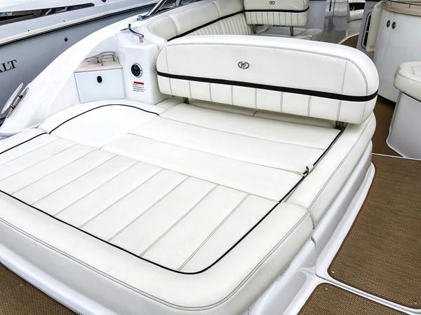 Aft/transom seating area 2014 COBALT 336 Deck Boat 2308759