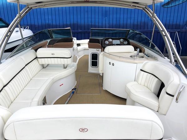 Cockpit looking forward 2014 COBALT 336 Deck Boat 2308761