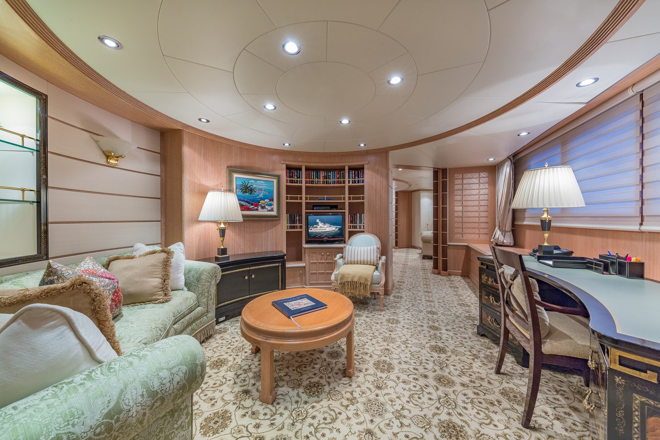 1997 FEADSHIP  Displacement 2921246