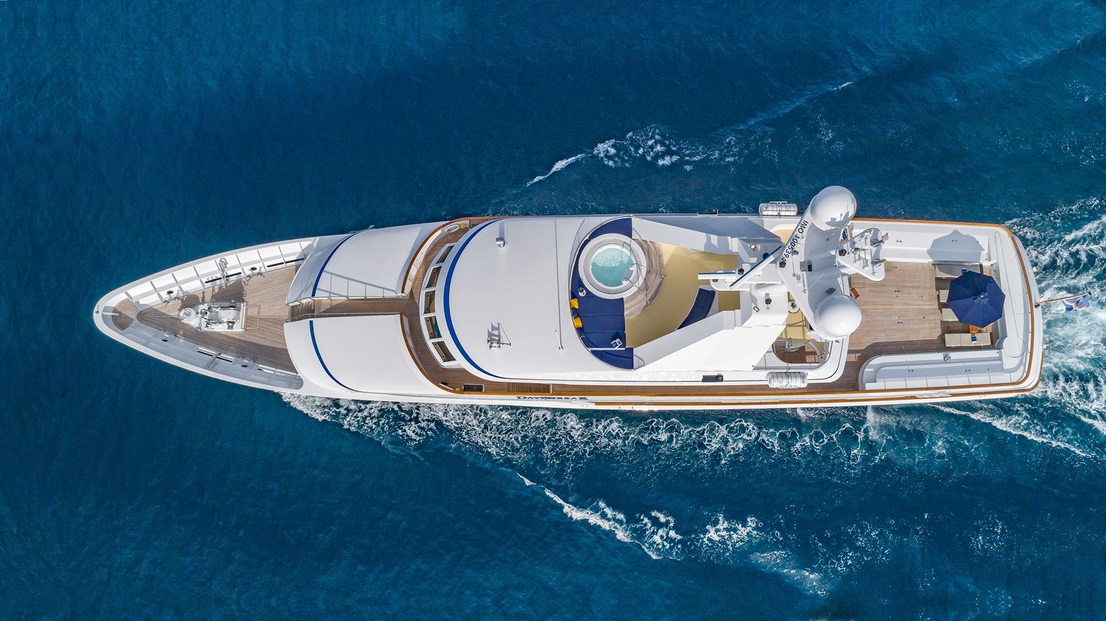 1997 FEADSHIP  Displacement 2921269