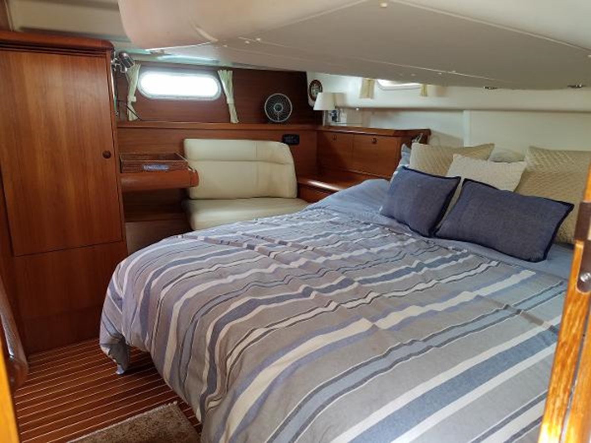 Aft Master Cabin 2009 JEANNEAU DS 54  2309373