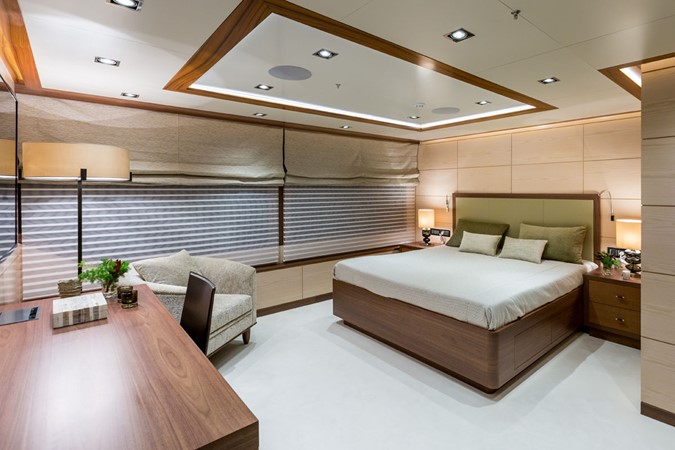 MY Maybe - VIP double cabin 2016 MetalSHIPS & Docks   Displacement 2309484