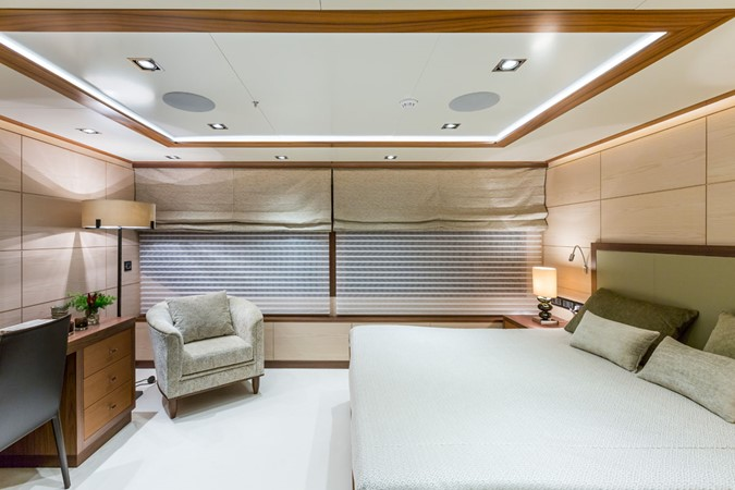 MY Maybe - VIP double cabin 2016 MetalSHIPS & Docks   Displacement 2309485