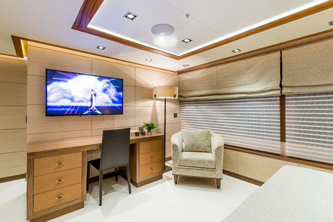 MY Maybe - VIP cabin  2016 MetalSHIPS & Docks   Displacement 2309486