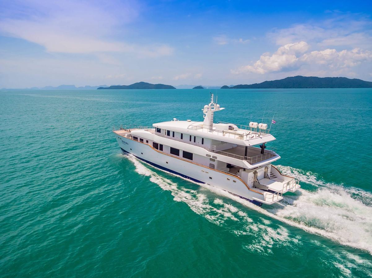 PHATSARA yacht for sale
