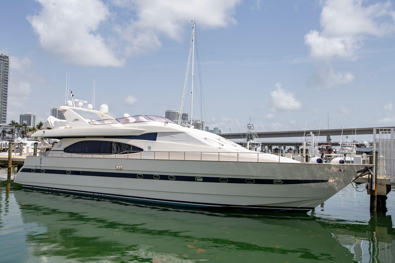 1996 AZIMUT 78 Ultra Motoryacht  2310133