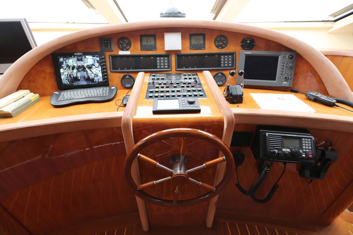 1996 AZIMUT 78 Ultra Motoryacht  2310144