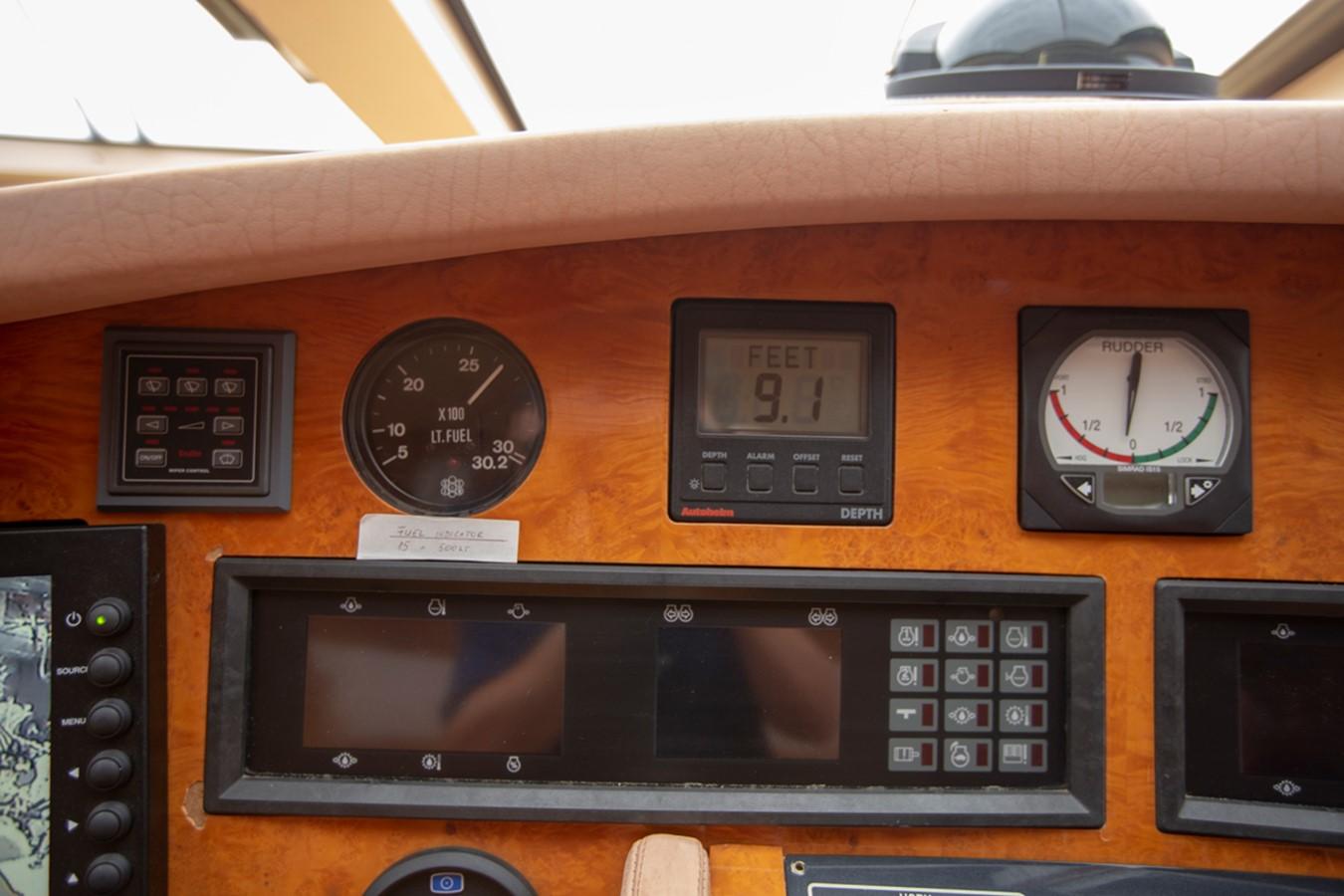 1996 AZIMUT 78 Ultra Motoryacht  2310146