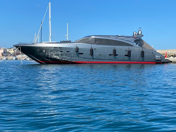 AB YACHTS REVEIL Yacht for Sale