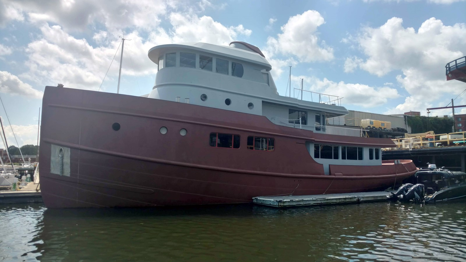 2018 GULFPORT SHIPBUILDING CORP Tug Boat Commercial Vessel 2310943