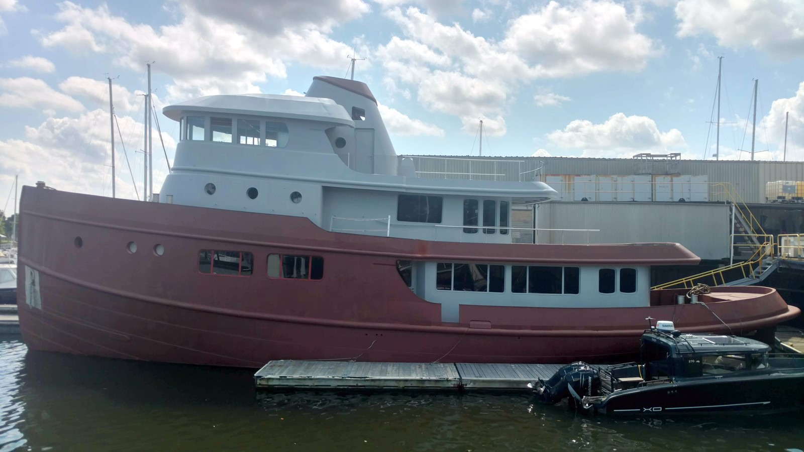 2018 GULFPORT SHIPBUILDING CORP Tug Boat Commercial Vessel 2310944