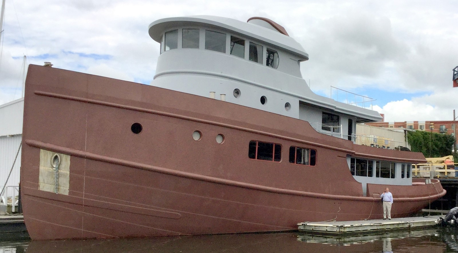 2018 GULFPORT SHIPBUILDING CORP Tug Boat Commercial Vessel 2310945