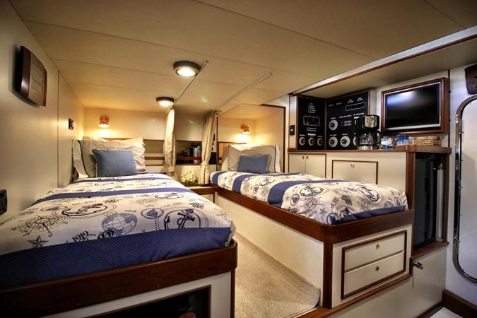 Crew Cabin 2005 MARLOW 78E  2312768