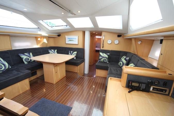 2013 OYSTER MARINE LTD 575 Deck Saloon 2313588