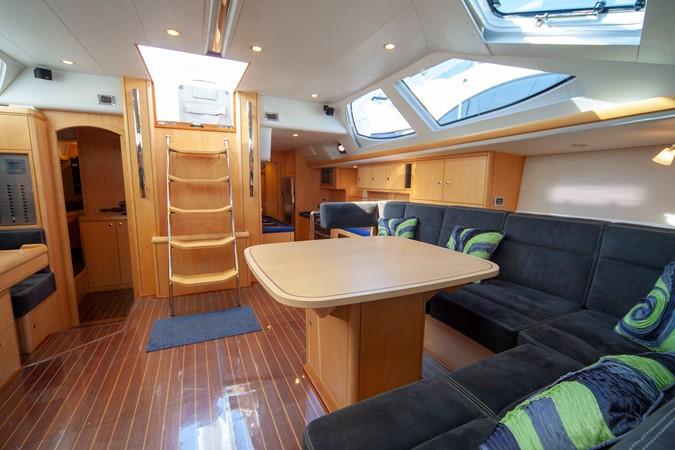 2013 OYSTER MARINE LTD 575 Deck Saloon 2313589