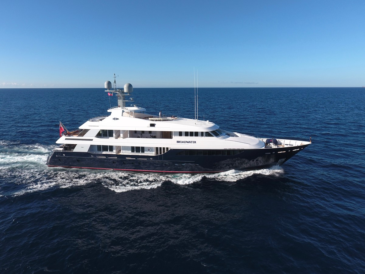 BROADWATER 165' Feadship 2000/2017 - 165 FEADSHIP For Sale