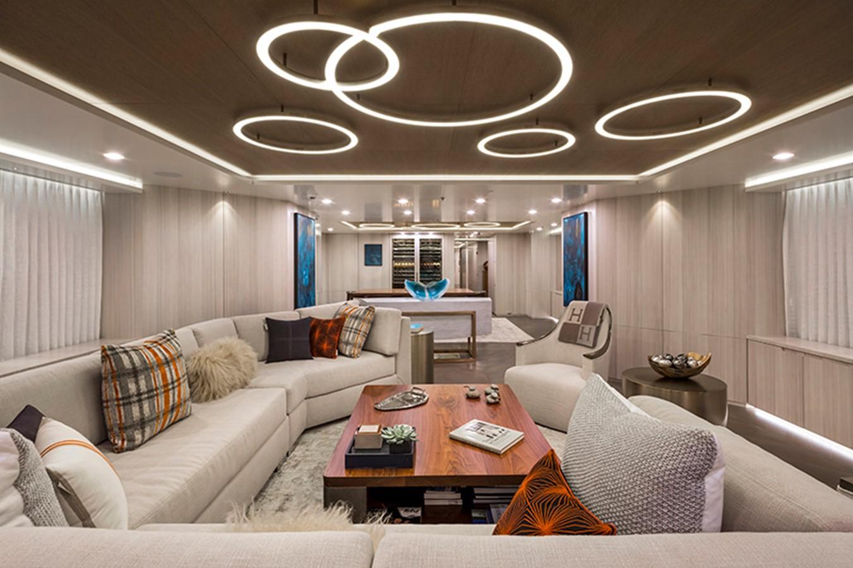 Main Salon 2000 FEADSHIP Tri-Deck Motor Yacht 2314124