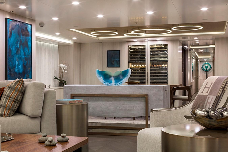 Main Salon 2000 FEADSHIP Tri-Deck Motor Yacht 2314126