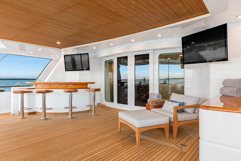 Aft Deck 2000 FEADSHIP Tri-Deck Motor Yacht 2314154