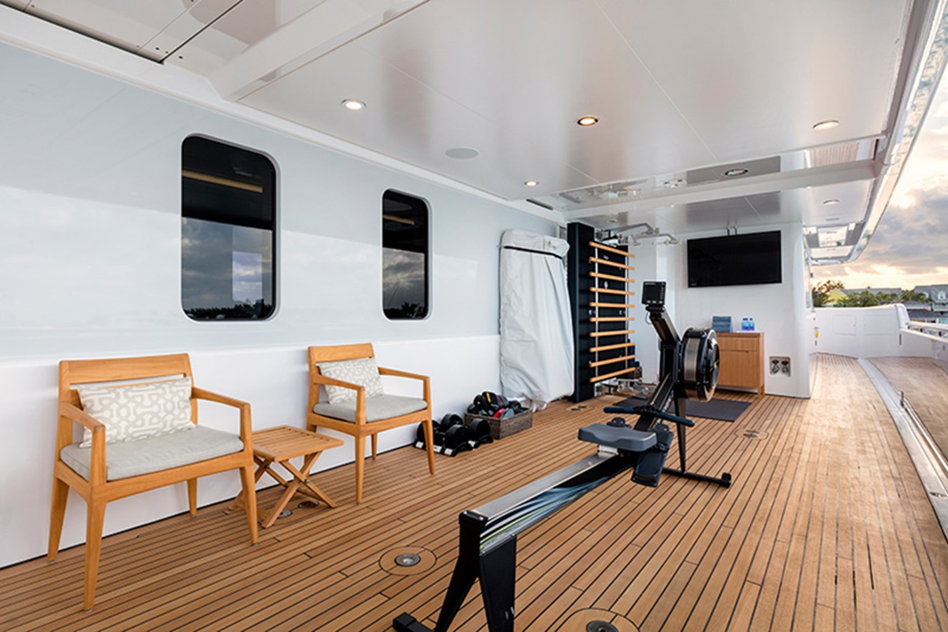 Gym - 165 FEADSHIP For Sale