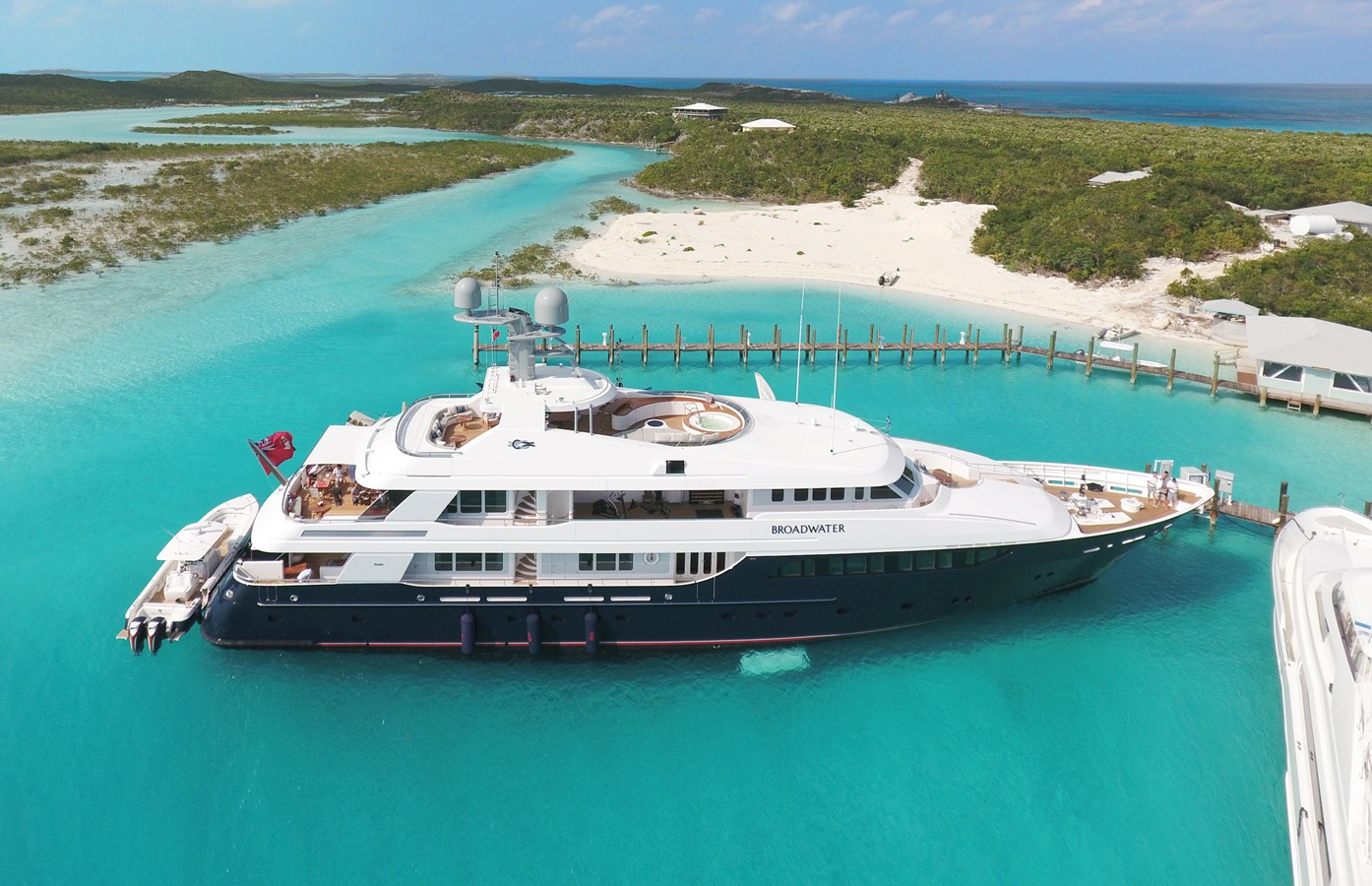 Starboard Profile 2000 FEADSHIP Tri-Deck Motor Yacht 2314165