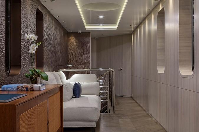 Upper Foyer 2000 FEADSHIP Tri-Deck Motor Yacht 2314145