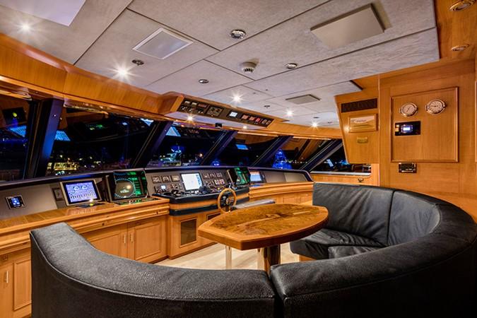 Pilothouse 2000 FEADSHIP Tri-Deck Motor Yacht 2314150