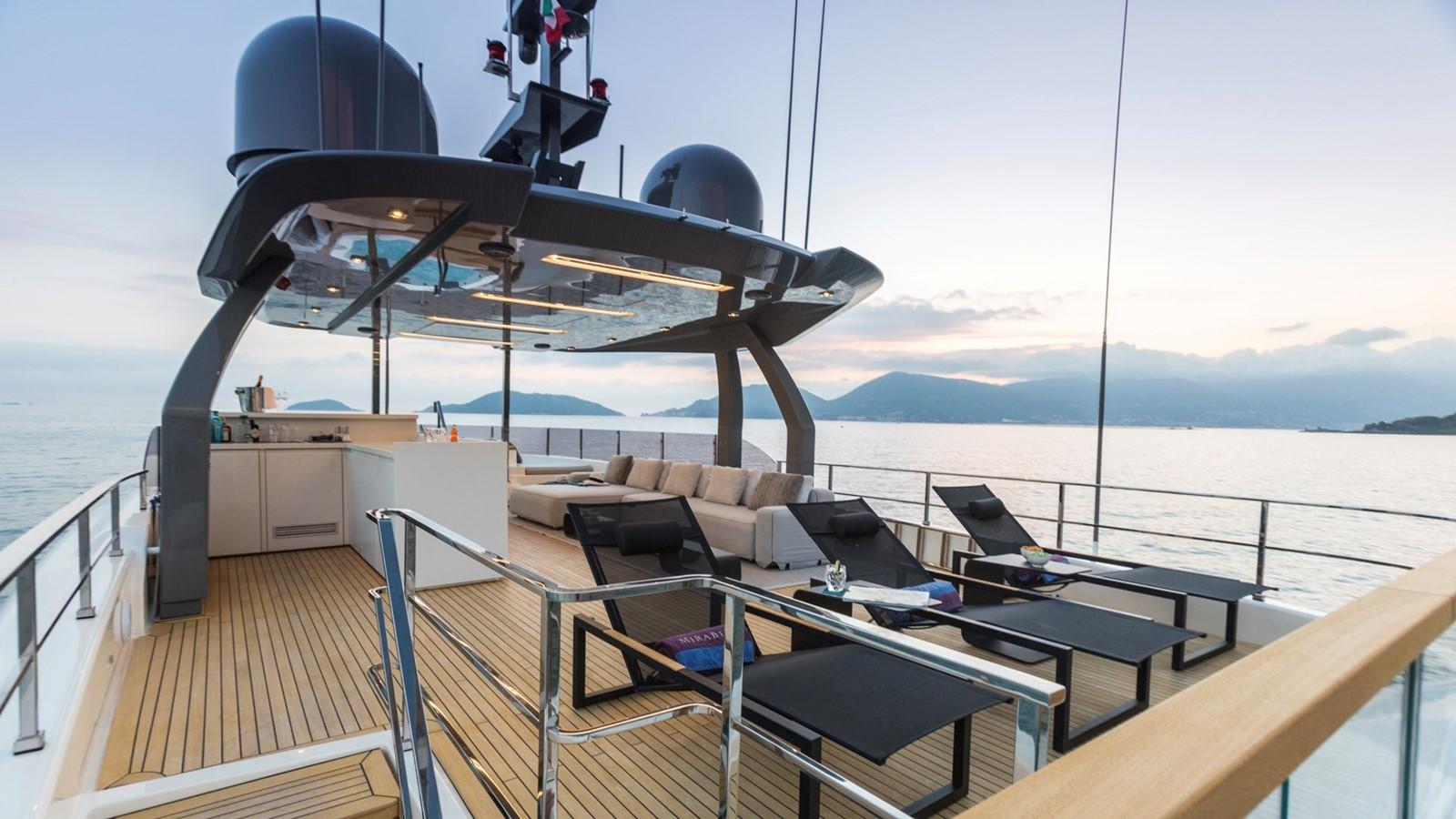 2018 FERRETTI CUSTOM LINE Navetta 33 Motor Yacht 2343983