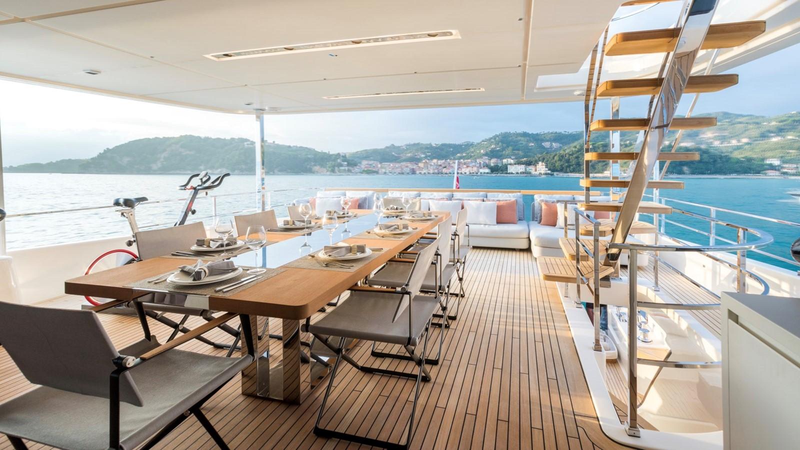 2018 FERRETTI CUSTOM LINE Navetta 33 Motor Yacht 2343987