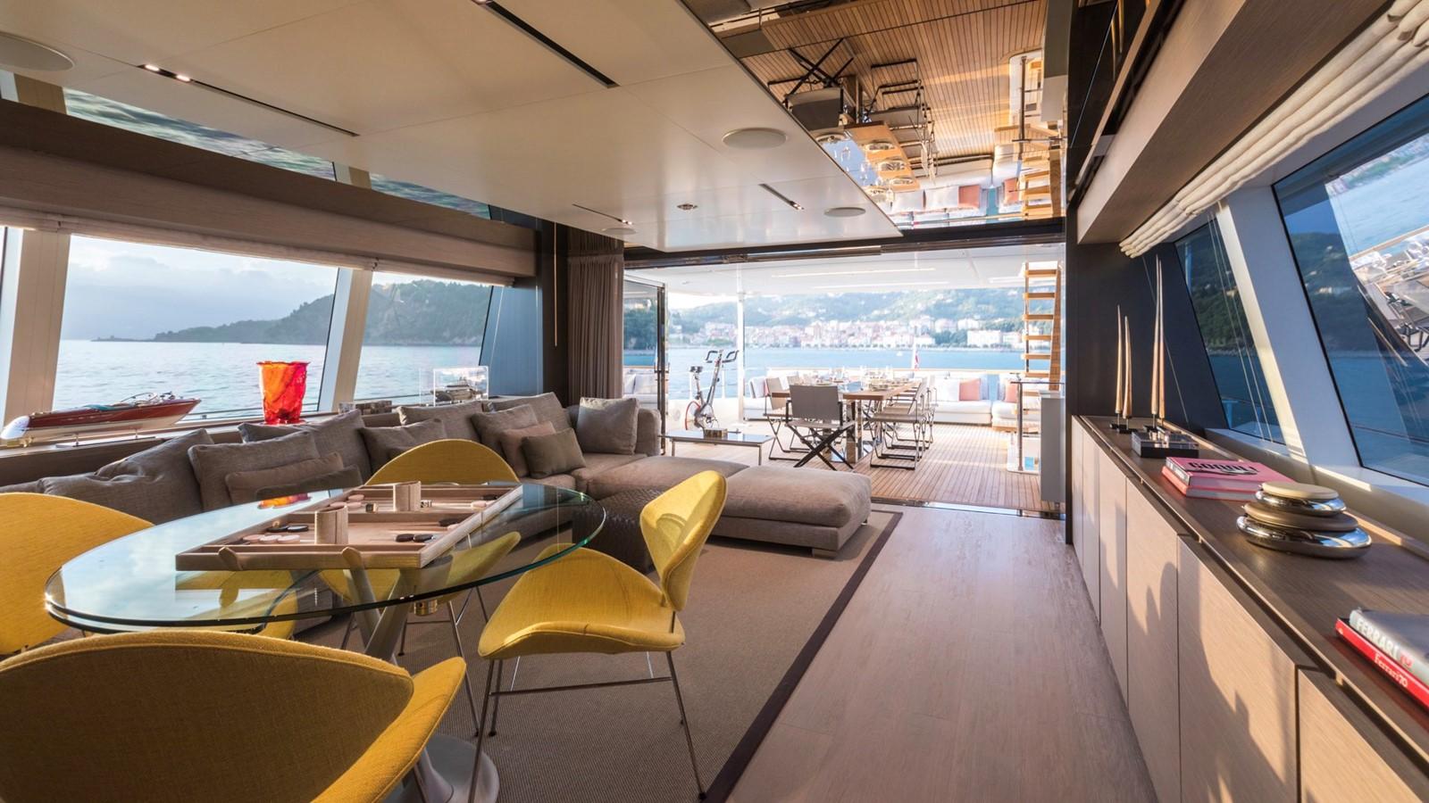 2018 FERRETTI CUSTOM LINE Navetta 33 Motor Yacht 2343988
