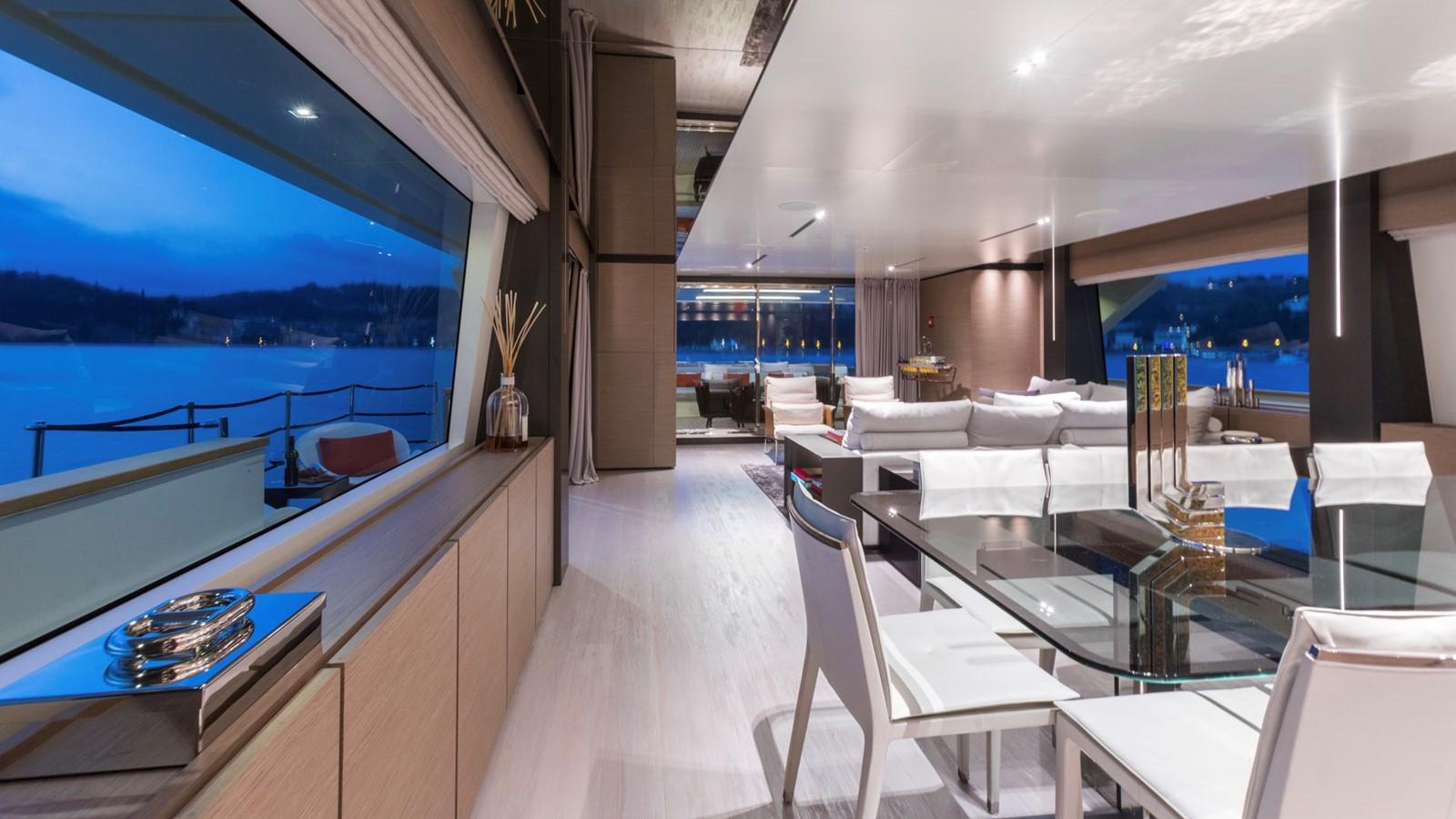 2018 FERRETTI CUSTOM LINE Navetta 33 Motor Yacht 2343993