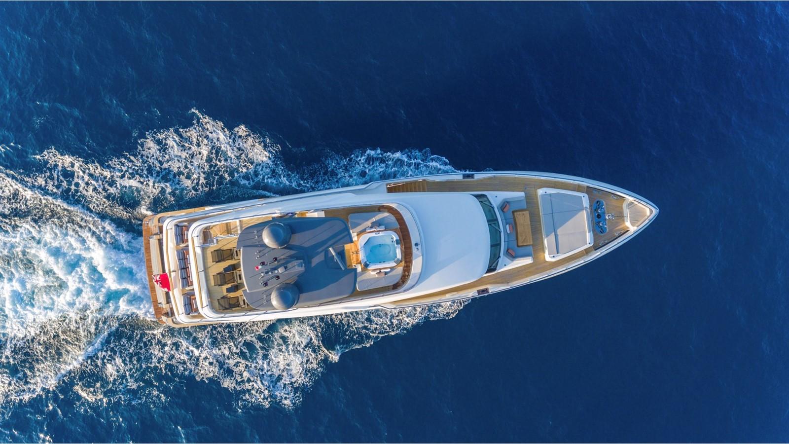 2018 FERRETTI CUSTOM LINE Navetta 33 Motor Yacht 2344004