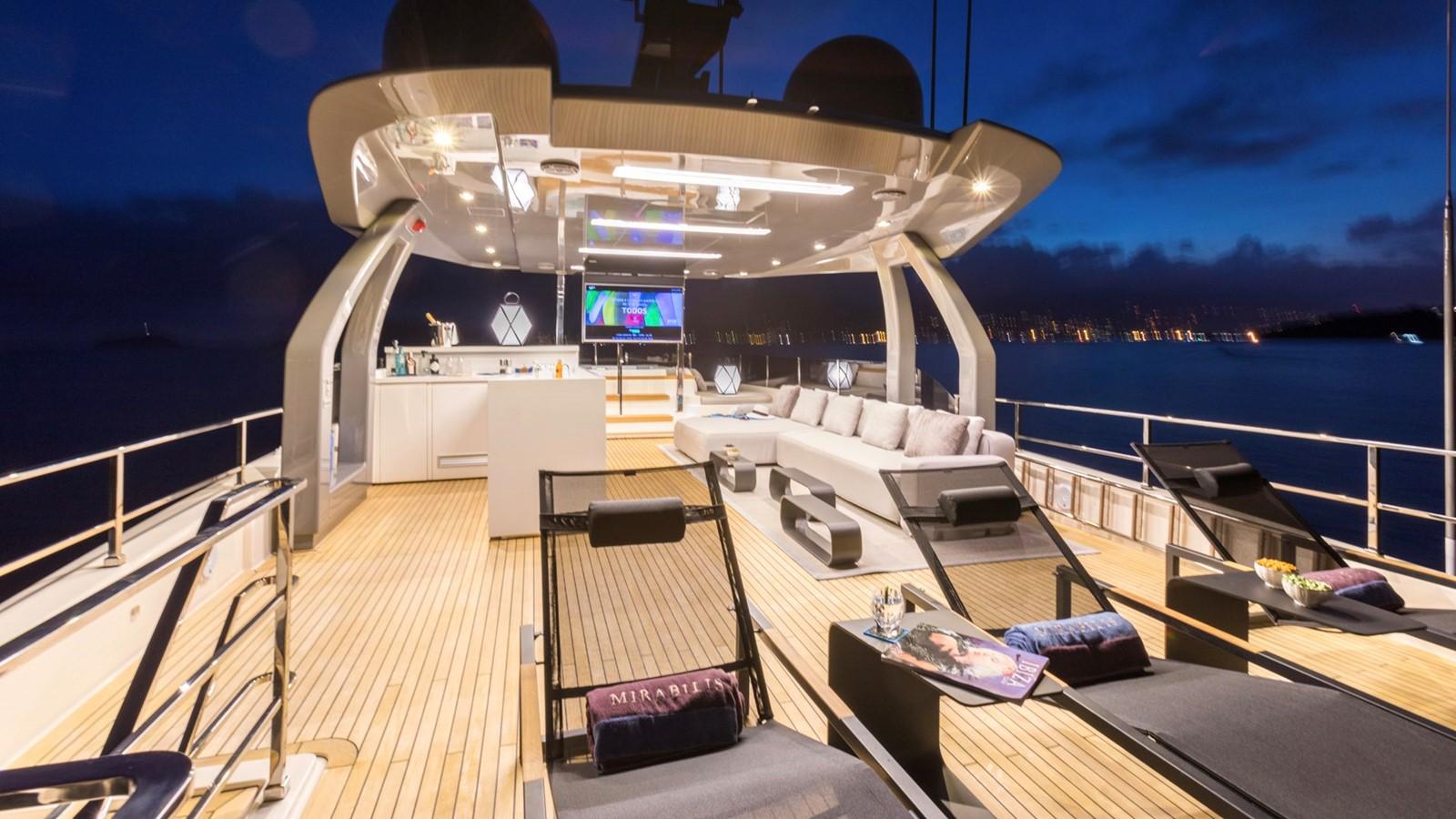 2018 FERRETTI CUSTOM LINE Navetta 33 Motor Yacht 2344162