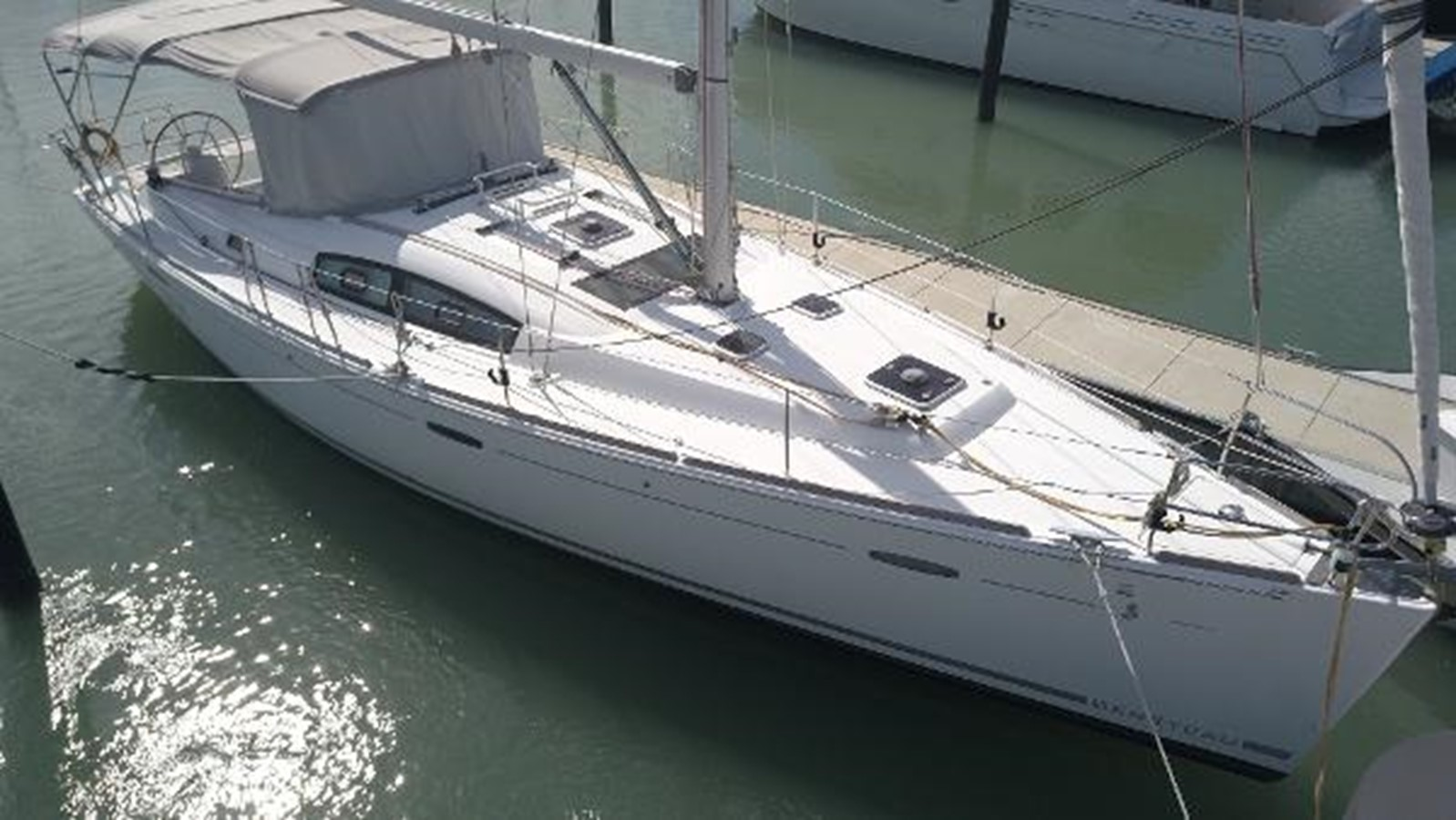2008 BENETEAU Model Oceanis 43 Classic Yacht 2687115