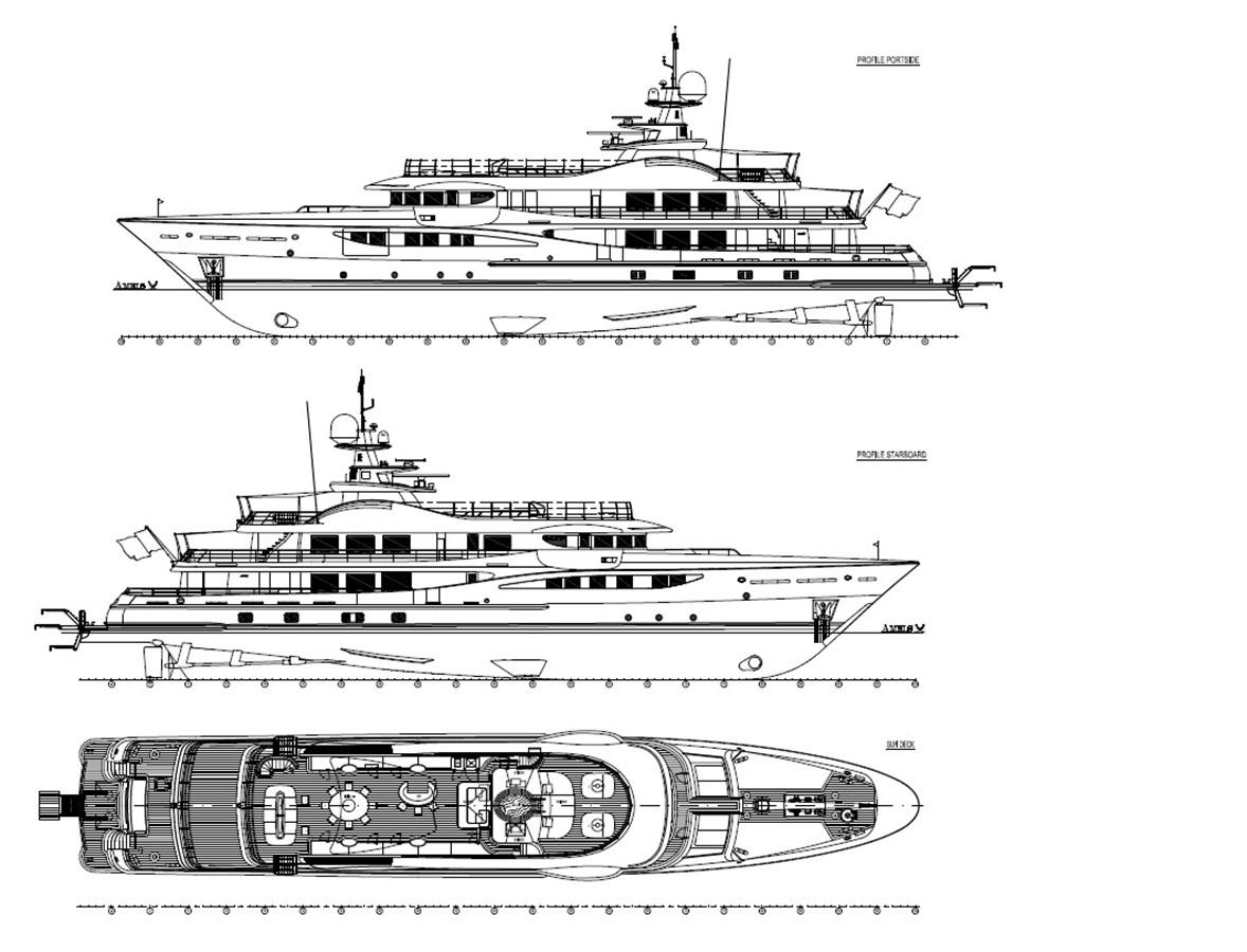 2013 AMELS  Motor Yacht 2327059