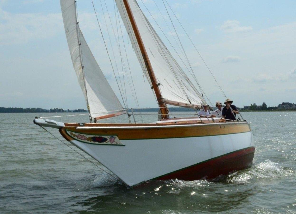 Sail 1955 RALPH WILEY  Sloop 2321058