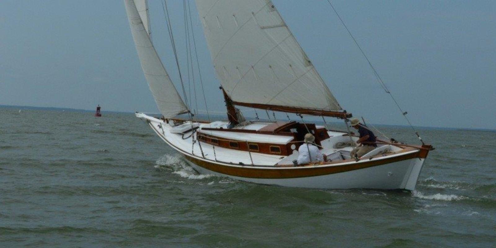 Sail 1955 RALPH WILEY  Sloop 2321059