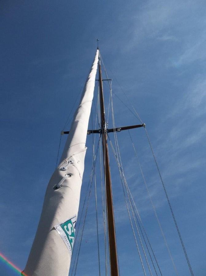 Mast 1955 RALPH WILEY  Sloop 2321064