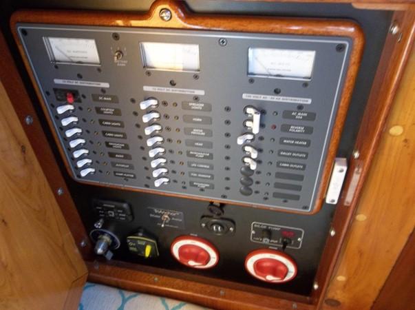 Panel 1955 RALPH WILEY  Sloop 2321073
