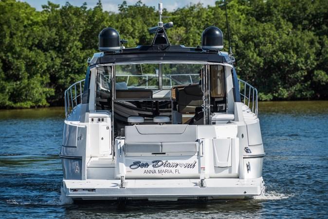 Cruisers 45 Cantius 2017 - Swim Platform 2017 Cruisers Yachts 45 Cantius Black Diamond Cruiser 2368472