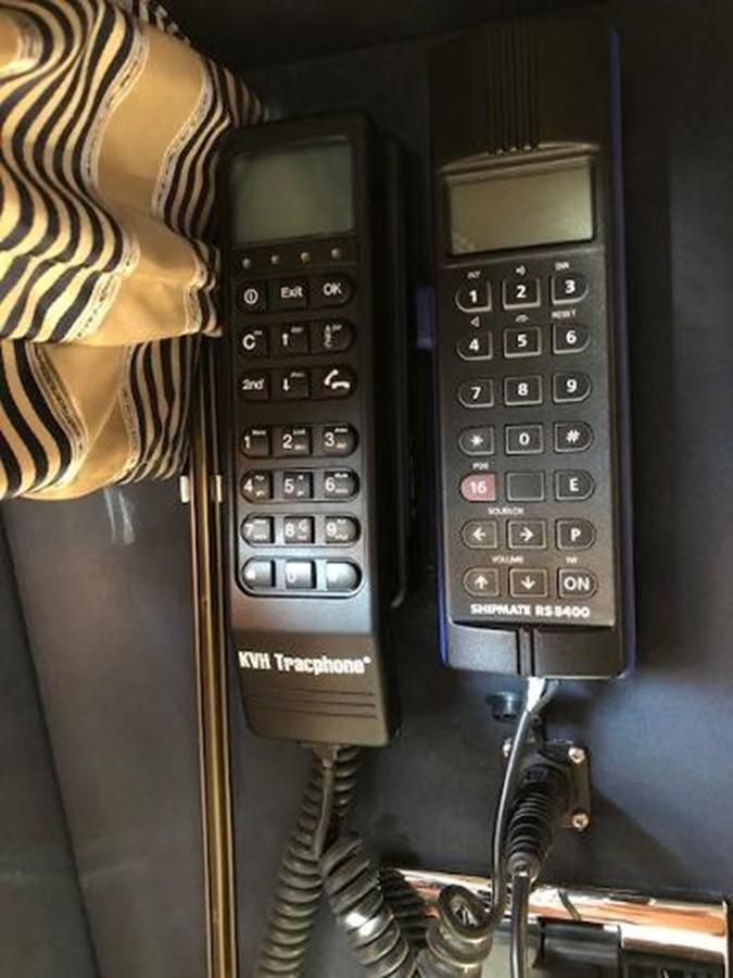 Trac Phone 2003 SUNSEEKER Predator 61 Express 2418754